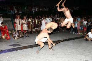 Gladijatorske borbe