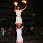 Žongliranje s vatrom