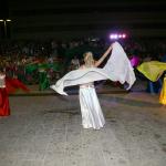 Grupna točka trbušnog plesa